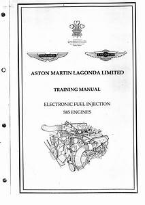 Lagonda Workshop Manuals Training Manual 585 Engines Pdf