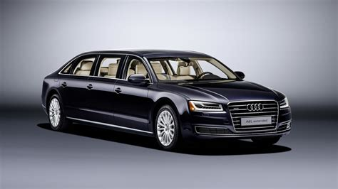 2017 audi a8l extended top speed