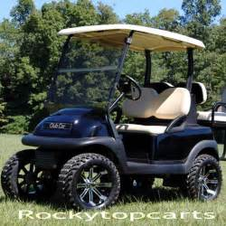 14 Wheels and 23 Tires Golf Cart