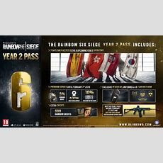 Rainbow Six Siege Year 2 Content Outlined, New Editions Now Available Gamespot
