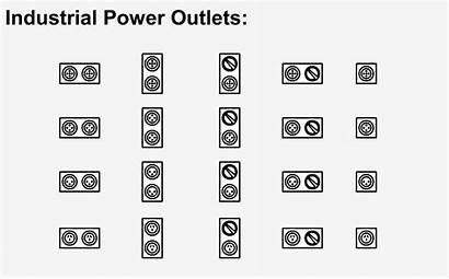Electrical Outlets Switches Revit Power 2d Fixtures