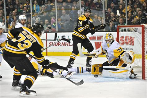 Evgeni malkin's big night continued with the overtime winner against the bruins. Boston Bruins GameDay 40: Tired Bruins Fall to Pittsburgh ...