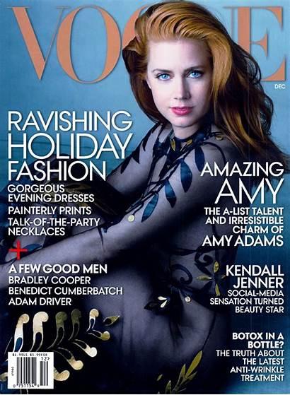 Vogue Adams Amy Magazine December Usa
