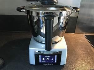 Magimix Cook Expert Ou Thermomix : compote pomme mangue avec le cook expert ~ Melissatoandfro.com Idées de Décoration