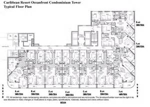 Caribbean Resort Myrtle Beach Floor Plan