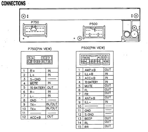 toyota car audio wiring diagram aftermarket 43 wiring