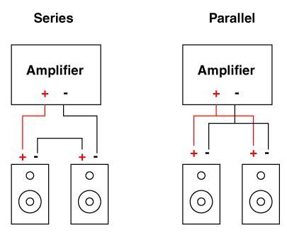 Wiring Passive Speakers Series Parallel