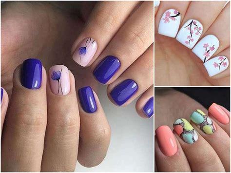 Nail Art Divertenti Per La Primavera
