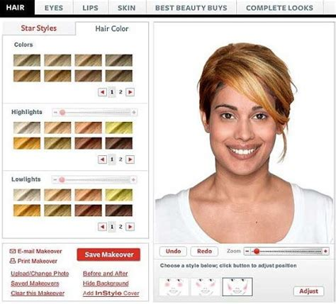 17 best ideas about virtual hairstyles free on pinterest