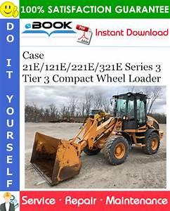 Case 21e  121e  221e  321e Series 3 Tier 3 Compact Wheel