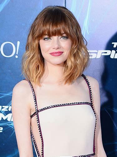 Types of Bangs Gorgeous Different Types of Bangs Part 12