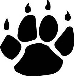 Wildcat Paw Print