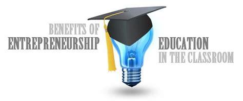 entrepreneurship education apex striving