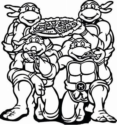 Pizza Coloring Pages Preschool Getcolorings Printable