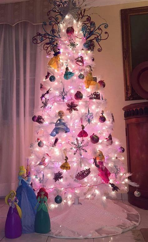 disney princess christmas tree topper the best christmas tree ideas for crafty morning 8253
