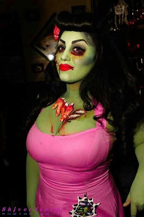 My Zombie Pin Up Costume Halloween Costume In 2019