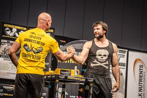 FitX Devon Larratt | Australian Armwrestling Federation