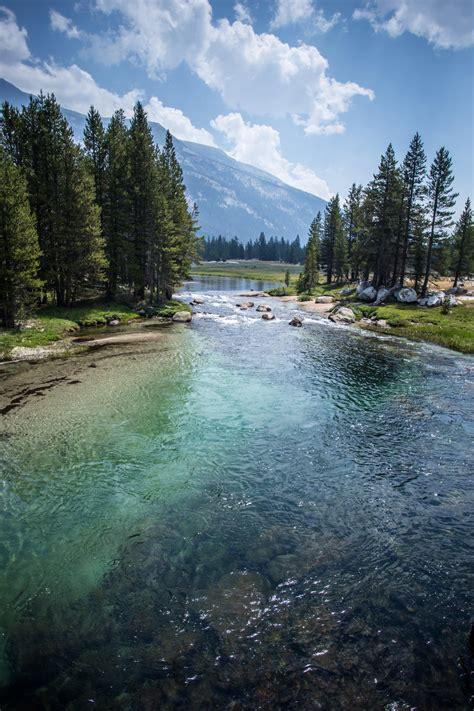 Lyell Canyon Yosemite National Park Oc 3648×5472
