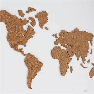 Carte Du Monde En Liège : diy la mappemonde en li ge ~ Melissatoandfro.com Idées de Décoration