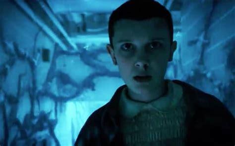 eleven returns  stranger   trailer  barb