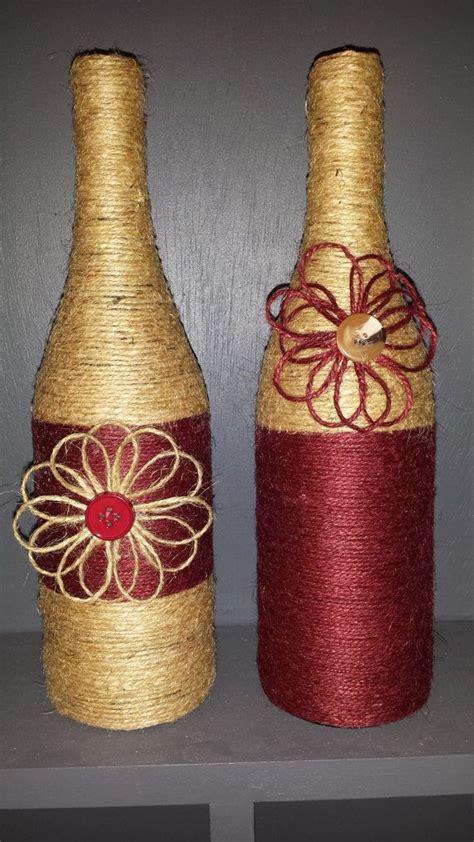 1000 ideas about decorating wine bottles on pinterest