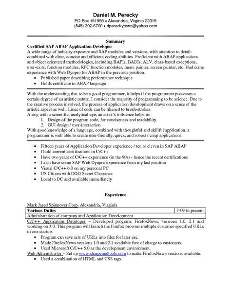 tax preparer description for resume free resume
