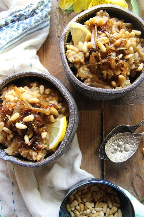 The most important thing was using saffron rice instead of bismati rice. Middle Eastern Rice and Lentils - Rebel Recipes