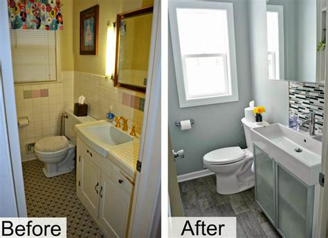 Small Bathroom Makeovers On A Tight Budget — Art Pablo