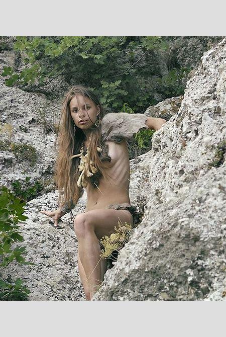 Cave girl #8 by ohlopkov on DeviantArt