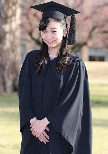 Princess Kako graduated from International Christian ...
