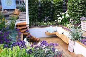 paysagiste jardin profil amenagement paysager entretien With photos terrasses et jardins 14 piscine paysagiste createur en isare