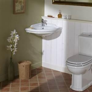 Lavabo D Angle Salle De Bain : achat lavabo d 39 angle pas cher lavabos en porcelaine planete bain ~ Nature-et-papiers.com Idées de Décoration