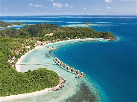 likuliku lagoon resort fiji south pacific wedding