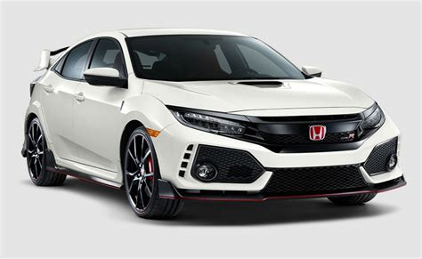 2017 Honda Civic Type R Overview