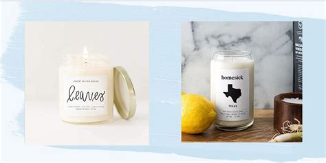 fall candles  top scented soy candles  fall