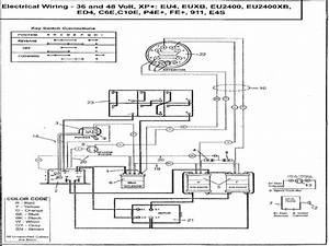 Wiring Diagram For Ezgo Golf Cart Serial 2265623