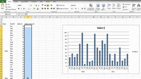 bar graph  microsoft excel   beginners youtube