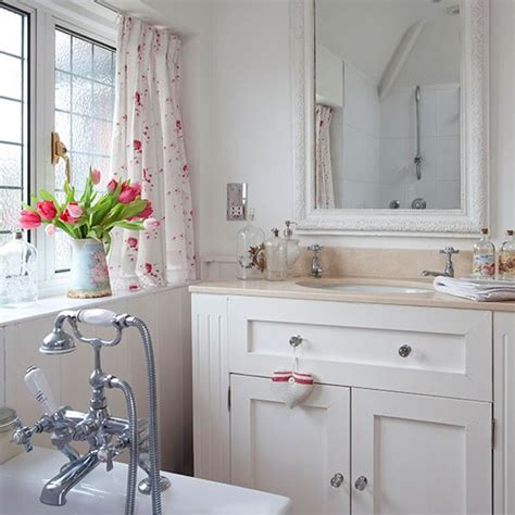 country style bathroom ideas country bathroom with painted vanity unit country bathroom design ideas housetohome co uk