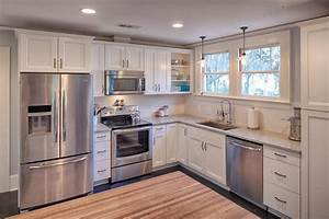 16 beautiful kitchen decorating ideas on a budget 9 for Kitchen designs on a budget