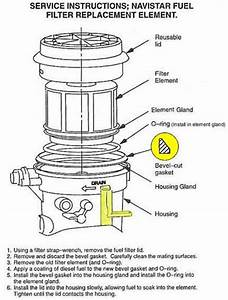 Oil  Fuel Filter Change Info For Newbie
