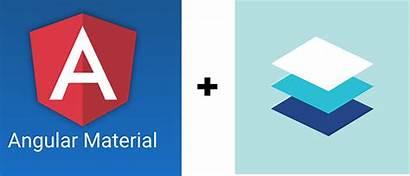Angular Material Angularjs