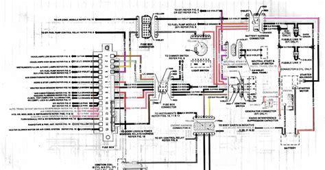 vk commodore wiring diagram vk commodore workshop manual