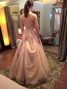 bustle on a tulle ballgown weddings beauty and attire With bustle tulle wedding dress