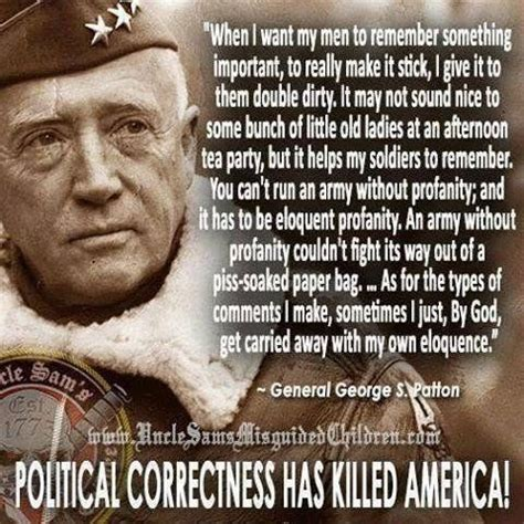 presidenttrump  george patton politics  thoughts