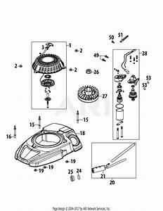 Mtd 12agb2s6701  2014  Parts Diagram For 6x65ru Flywheel