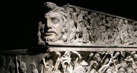 Bloodshed And Blossoming The Gaul Caesar Made In Medias