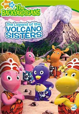 barnes and noble tyrone backyardigans the legend of the volcano