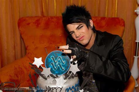 adam lambert birthday  mjsbigblog
