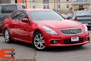 Infiniti G37 Sport 6mt For Sale Used Cars On Buysellsearch