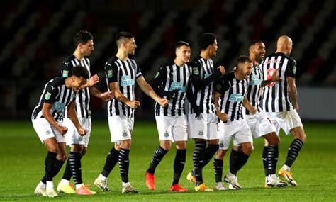 Carabao Cup quarter-final draw: Newcastle United drawn ...